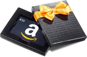 Amazon Gutscheine gesucht